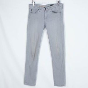 AG Adriano Goldschmied Stevie Ankle Jeans Sz 27R